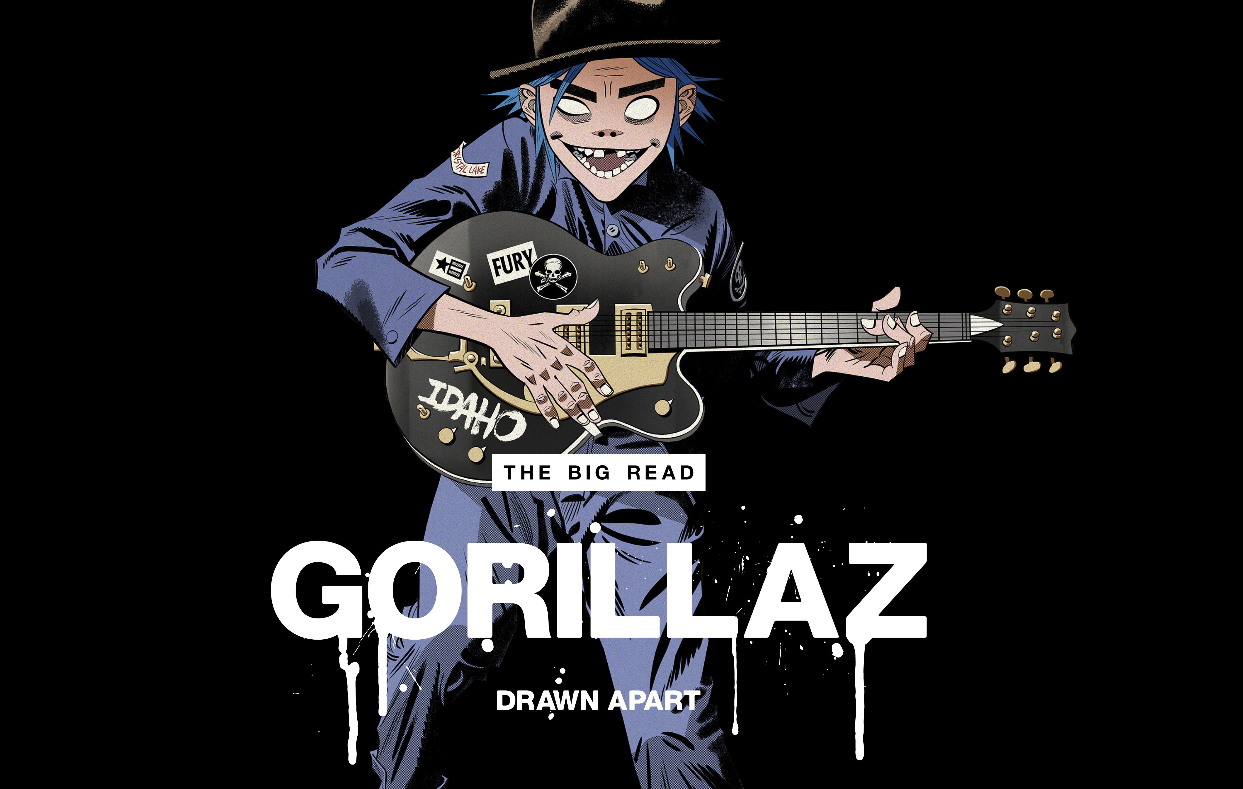 Gorillaz Interview On The Now Now 2d Reveals All About