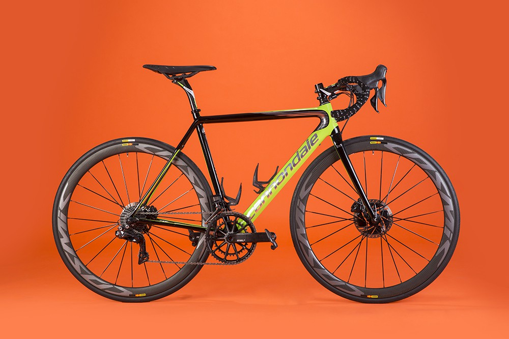 a78afd5d85a Cannondale SuperSix Evo Hi-Mod Disc Team review - Cycling Weekly
